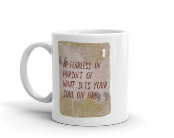 Be in Pursuit | Mug