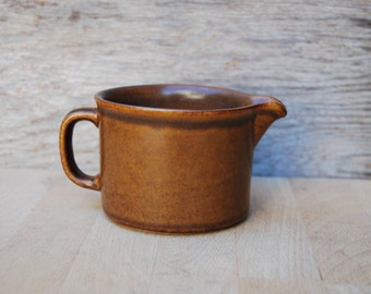 Arabia of Finland Ruska Creamer - Ulla Procope Mid Century Stoneware