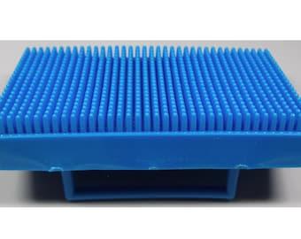 Plastic bur holder / organizer