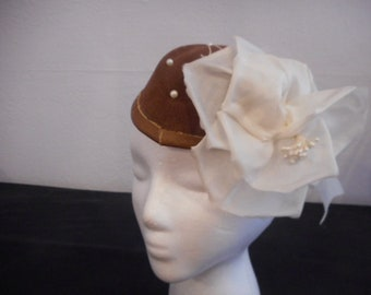 Cowgirl Cocktail Mini Hat