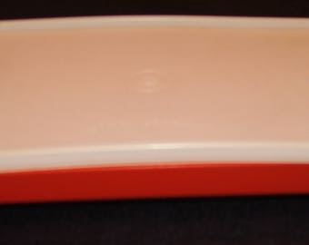 Tupperware Season Serve Paprika Rectangle Container Food Storage