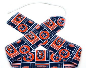 Auburn Tigers - Wrist Wraps For Weight Lifting