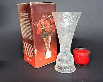 Candle Holder and Vases