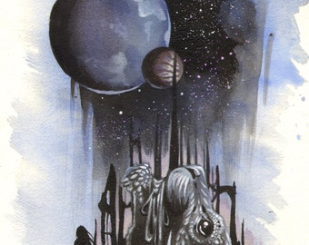 Sons of Amethyst - Book Cover, Scifi, Space