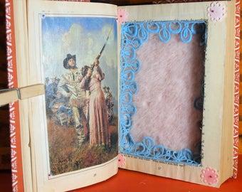 The secret Annie Oakley Stash Book