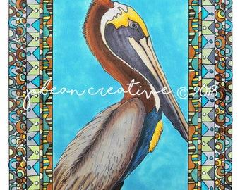 Pelican # 1