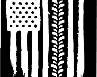 American flag ATV SXS Side by Side 4 wheeler Jeep Offroad vinyl sticker decal