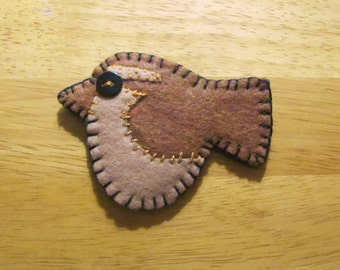 Carolina Wren ornament