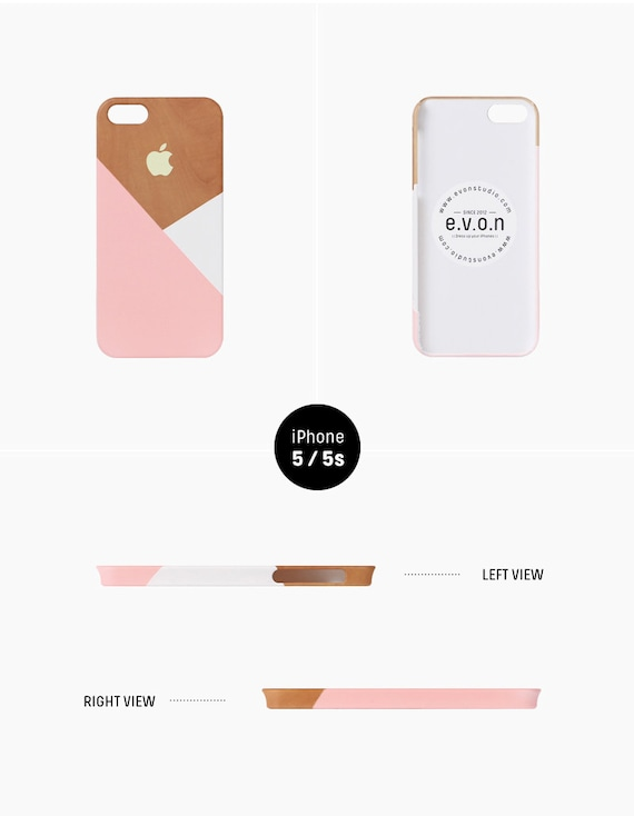 coque iphone 8 bois design