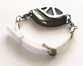 Bellabeat Leaf  Bracelet - silicone bands  8 COLORS to choose