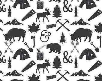 Lovey The Woodcutter. Lovey. Bear Lovey. Woodland Lovey. Mini Baby Blanket. Security Blanket. Lovie. Minky Lovey.