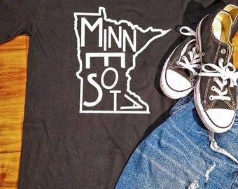 Minnesota T Shirt, Minnesota Shirt Mens, Minnesota Shirt Womens, Minnesota Shirt, Minnesota TShirt, Minnesota Gifts, Minnesota Gift Ideas