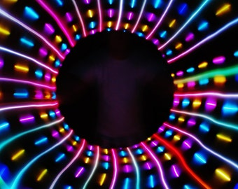 LED Hula Hoop ~ Aphrodite ~ Love at First Sight