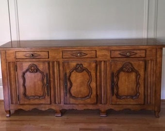 Vintage French Provincial Sideboard by Century Furniure