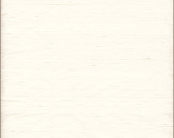 Ivory Silk Dupioni, Fabric By The Yard