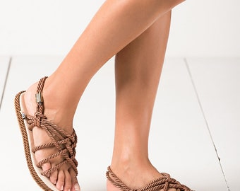 Straw Women Woman Sandals
