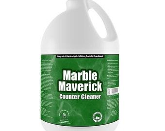 Marble Cleaner, Marble Maverick 1 Gallon