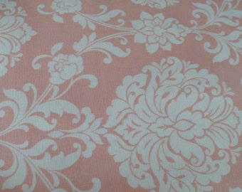 SALE WAVERLY Home Decor Fabric, Peach Home Decorator Fabric, WAVERLY Fabric,  Home Decor, Drapery Fabric, Pillow Fabric, Home Sewing Fabric