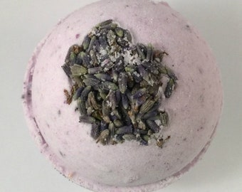 Lavender and Lace Bath Bomb