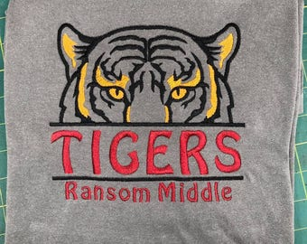 Ransom MIddle Tigers