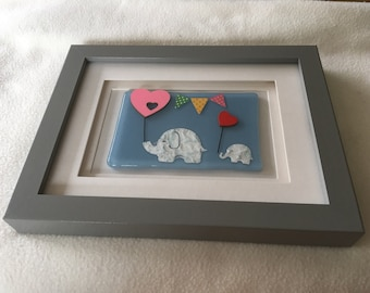 Large elephant picture