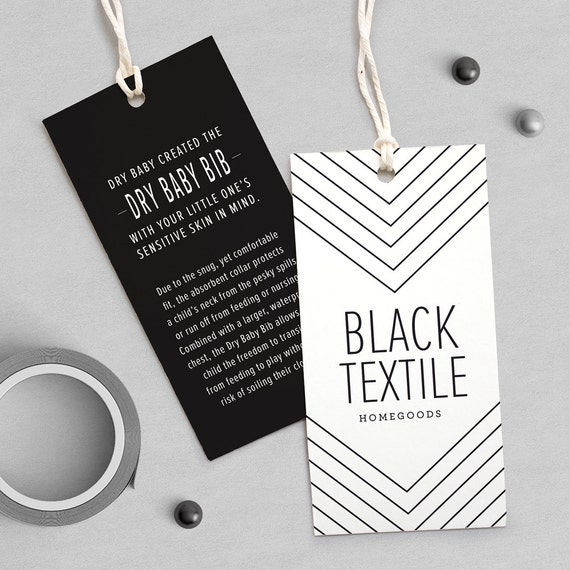 custom textile label printed logo tag printed fabric label