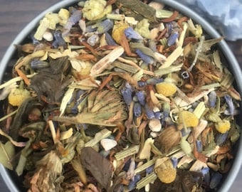 Garden of Hypnos Tea Blend