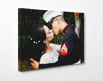 Canvas Prints - Photo Canvas Prints -Photo to Canvas - Gallery Wrapped Canvas - Museum Wrapped Canvas  - SHIPS NEXT DAY