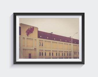 Gratiot Collection - Detroit Vintage Faygo Factory Print 4x6,5x7