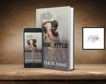 Book Cover ~ Premade Book Cover ~ Romance ~ Thriller ~ Suspense ~ Soldier ~ ebook cover