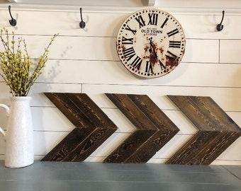 Wooden Arrows, Rustic, Farmhosue Decor, Farmhouse, Set of 3