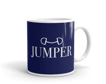 Jumper  Mug Navy