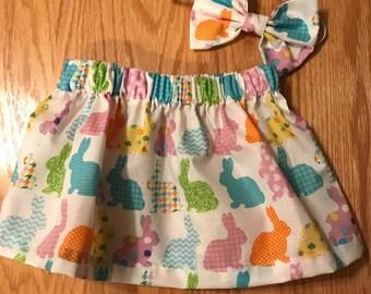 Easter skirt set