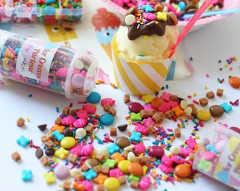Ice Cream Parlour Sprinkle Set