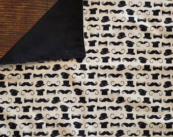 Handkerchief Top Hats and Mustache Free Shipping
