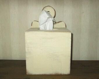 Primitive Tissue Box Cover