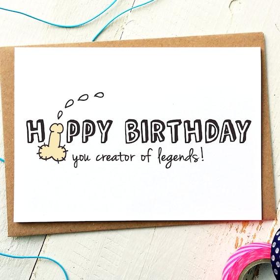 Dad Birthday Card Funny Birthday Card Happy Birthday Card