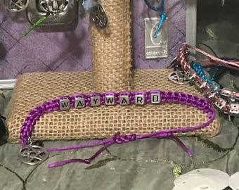 Wayward purple