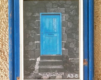 A3 Reclaimed Timber Photo Frame - A3-08
