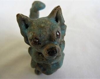 Chihuahua/Unique ceramic Chihuahua dog