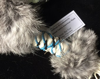 Sacred Prayer Feather~ handmade by Wet Foot