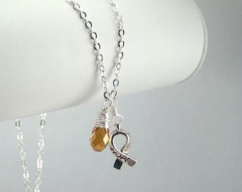 Copper Awareness Necklace Menkes Disease