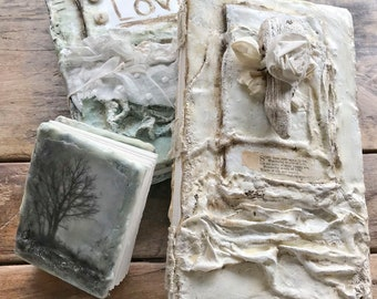 "Instructional Online Tutorial Class, ""the makings of a plaster and wax book"""