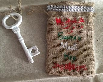 Santa's Magic Key and Bag