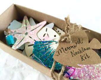 Mermaid Necklace Kit