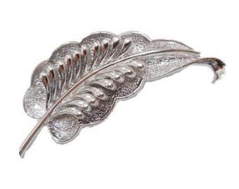 VINTAGE SPHINX - autumn leaf brooch tree
