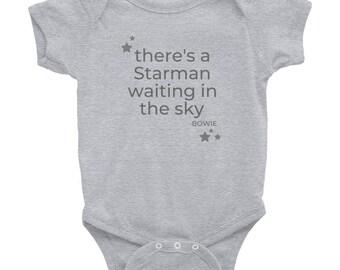 Starman- Infant Bodysuit