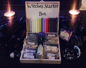 Witches Starter Box