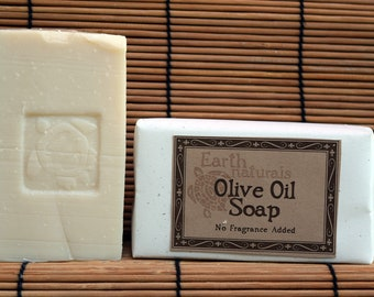 Pure Olive Oil Soap Bar