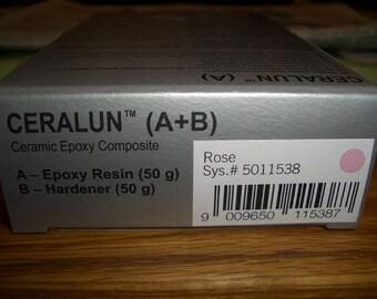 Sale 25%-Swarovski CeralunTM-Rose-2x 50gr